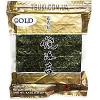 Водоросли Нори GOLD 50 листов для ролов и суши
