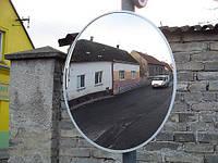 Уличное охранное зеркало наблюдения UNI 600
