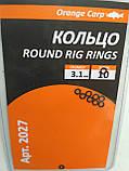 Кольцо Round Rig Rings, фото 4