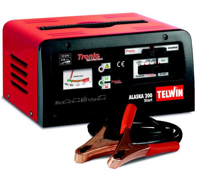Alaska 200 Start - Пуско-зарядний пристрій 12/24V