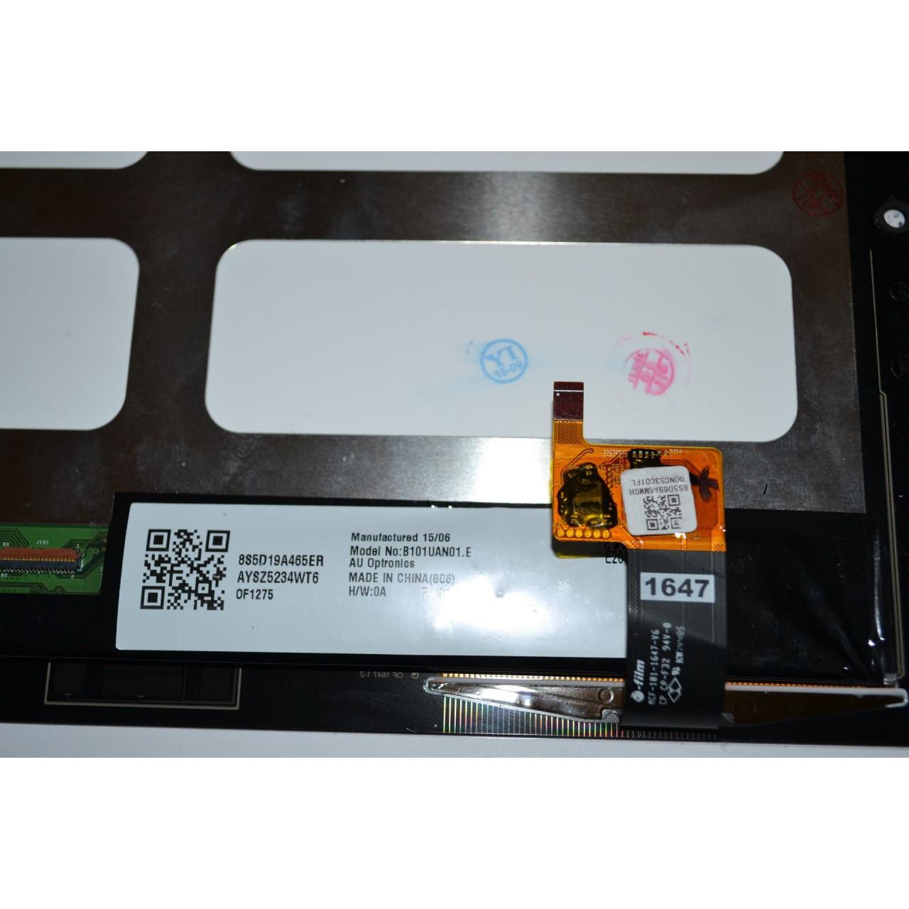Lenovo Yoga Tablet 2 1051L  дисплейный модуль для планшета