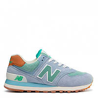 Женские кроссовки New Balance Buty 574 Beach Cruiser Pack Blue/Mint