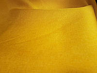 Саванна Желтая обивочная ткань для мебели