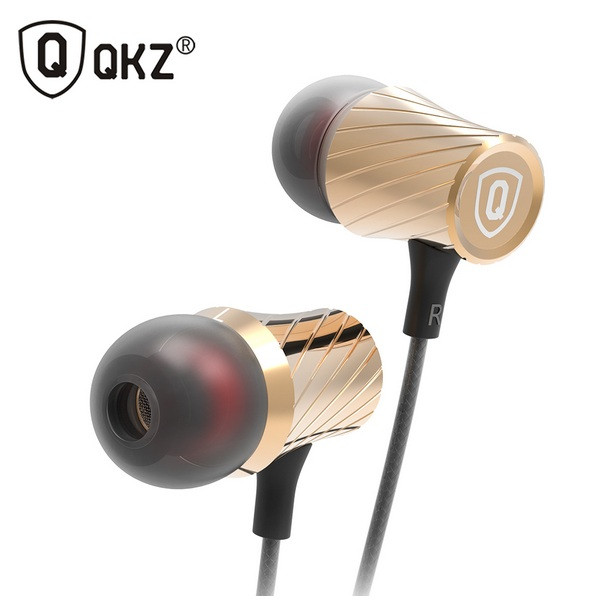 Наушники QKZ KZ X9 без микрофона