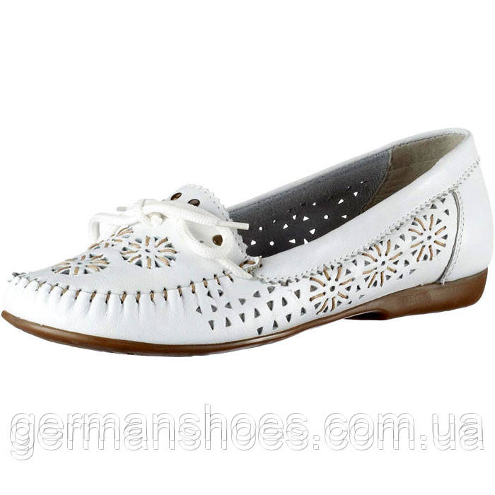 ee033e06c113 Мокасины женские Rieker L6396-80 - Интернет-магазин обуви