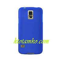 Чехол Smart Silicase Case Samsung I9100 Galaxy S2 Blue