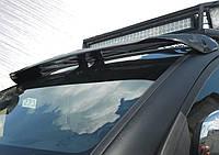 Козырек спойлер лобового стекла Mitsubishi Pajero Sport 2008+ г.в.