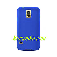 Чехол Smart Silicase Case Samsung I9300 Galaxy S3 Blue