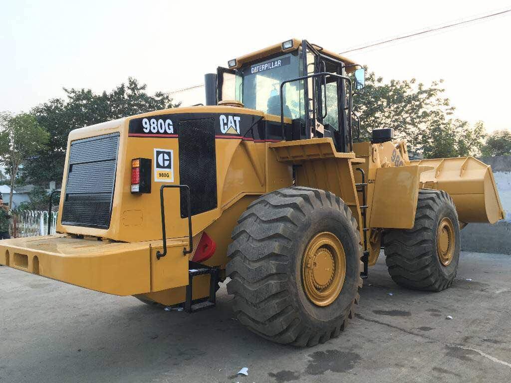 Caterpillar 980