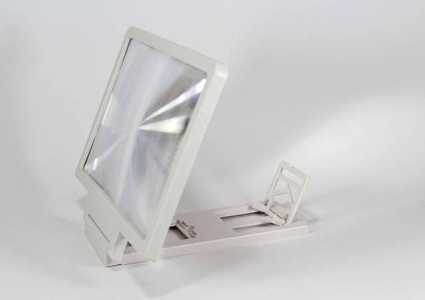 3D увеличитель экрана телефона Enlarge screen F1           .se, фото 2