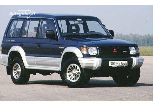 Mitsubishi Pajero III 1999-2006