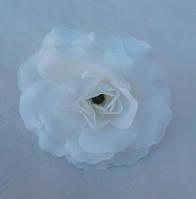 Головка розы (белый)