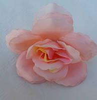 Головка розы (теплый розовый)