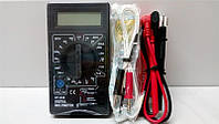 Компактный мультиметр dt-838, цифровой тестер