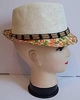 Модная и стильная шляпа для девочки