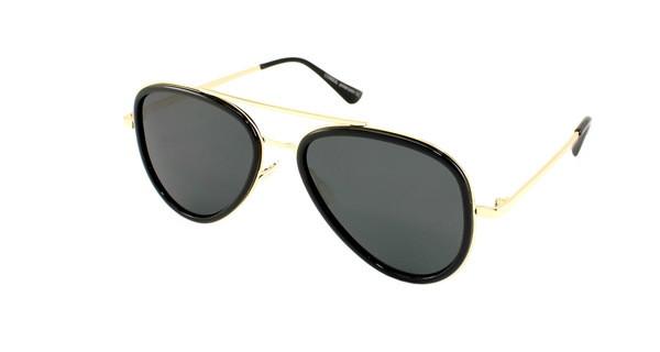 Летние солнцезащитные очки авиаторы Consul Polaroid