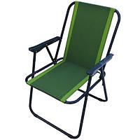 Раскладное кресло «DES 1001» (зеленое), фото 1