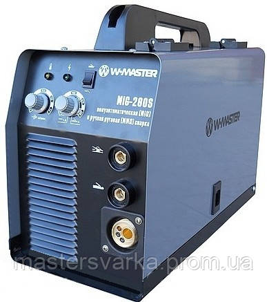 Сварочный инверторный полуавтомат WМaster MIG-280S