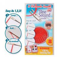 Швейные иголки One Second Needle (чудо-иглы)