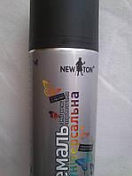 Аэрозольная краска Ral 9005 (Черный Мат) 150мл