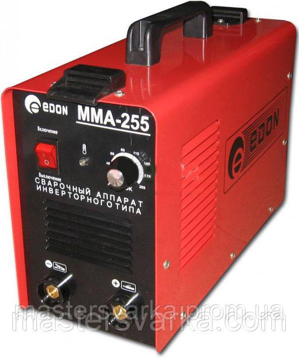 Сварочный инвертор  EDON MMA 255