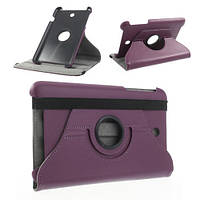 Чехол 360 Градусов для Asus Memo Pad ME180A фиолетовый