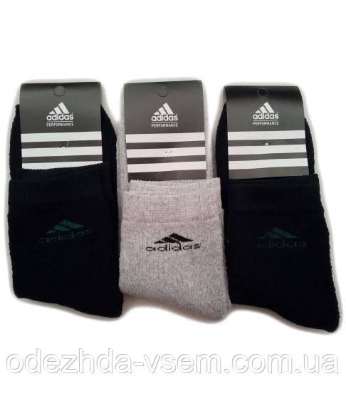 Махровые турецкие носки