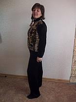"""Купить недорого костюм спортивный велюровый разм. 48-56 """"Ветер-2"""", фото 2"""