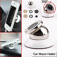 Универсальный магнитный автомобильный держатель телефона 360