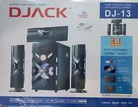 Акустическая система DJACK DJ-13  3.1