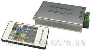 Радио RGB-Контроллер 12А 20кнопок