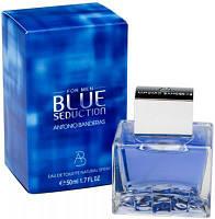 Antonio Banderas Blue Seduction set(edt100 ml +100 ASh)
