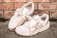 Кроссовки Puma х Rihanna Fenty Bow Sneaker Pink Tint