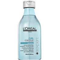 Шампунь для блеска и красоты вьющихся волос L'Oreal Professionnel Curl Contour