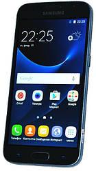 Смартфон Samsung Galaxy S7 копия 2 ядра черный