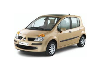 Renault Modus 04-07-12 кузов и оптика