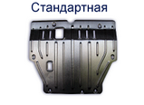 Захист картера двигуна і кпп Renault Dokker 2012-, фото 2