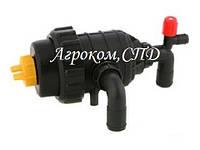 Фильтр опрыскивателя всасывающий с клапаном - патр. 40 мм