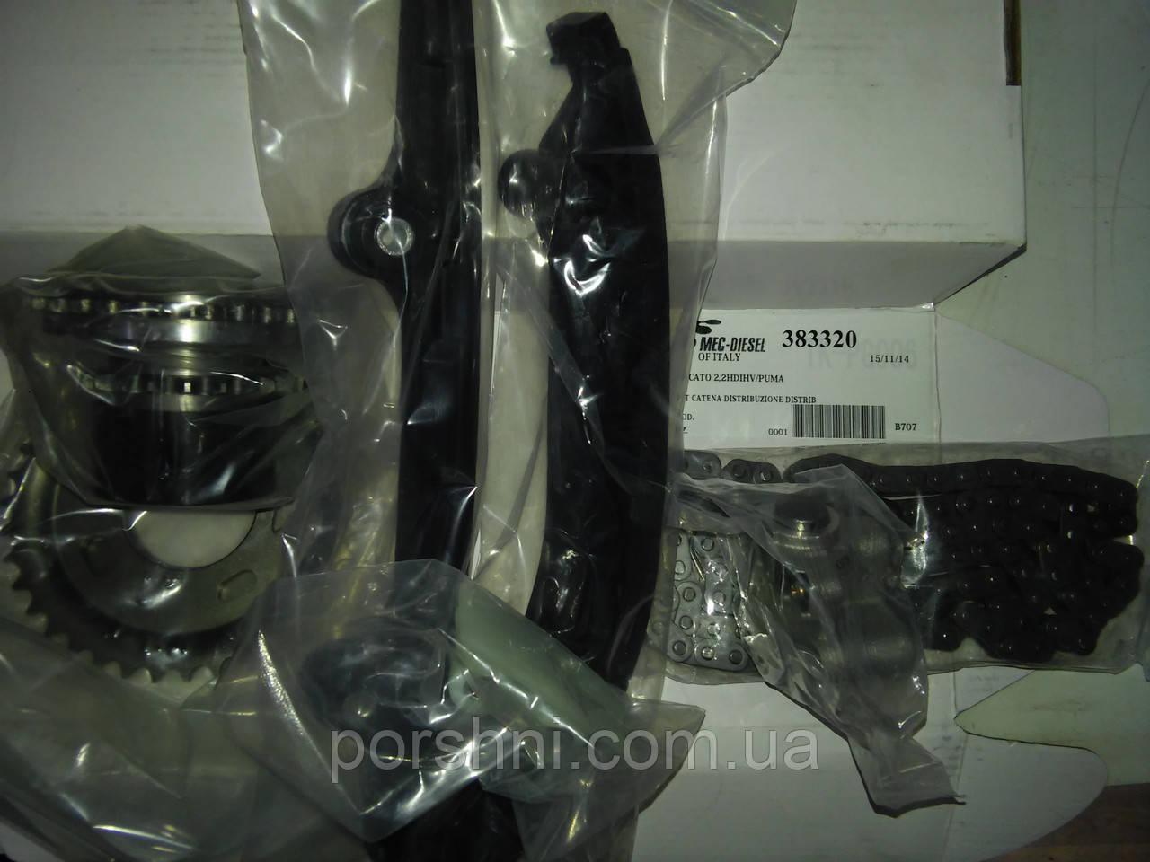 Комплект ГРМ  Ford  Трansit  2.2 TDCI V347  2006 > CMC 383320