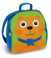 """Детский рюкзак """"Медвежонок- путешественник Джо"""""""