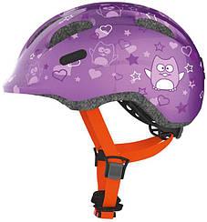 Велошлем ABUS SMILEY 2.0 Purple Star (S)