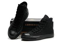Кеды Converse Chuck Taylor All Star высокие Black-Black
