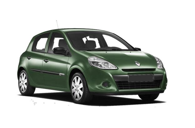 Renault Clio 3 05-09-12 кузов и оптика