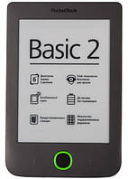 Электронная книга PocketBook Basic 2 (614) Grey (PB614-Y-CIS)