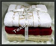 Бамбуковые полотенца Merzuka Турция