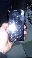Смартфон Sony + Чехол (нерабочий)