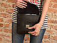 Классическая женская кожаная сумка Babak 886076, фото 3
