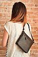 Классическая женская кожаная сумка Babak 886076, фото 4