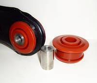 Сайлентблок переднего рычага задний SEAT TOLEDO IV OEM:1J0 407 181 полиуретан, фото 1