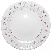 Тарелка стеклокерамика 19 см Нежность SNT 30030